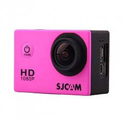 Экшн-камера SJCAM SJ4000 Pink .Оригинал