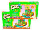 [ОПТ] Дитячий розвиваючий 3D-конструктор Funny Bricks, 81 деталь., фото 5