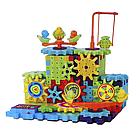 [ОПТ] Дитячий розвиваючий 3D-конструктор Funny Bricks, 81 деталь., фото 8