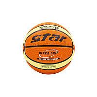 Мяч баскетбольный PU №5 Star, фото 1