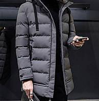 Мужской зимний пуховик. Модель 8202., фото 8
