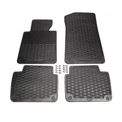 Оригинальный комплект ковриков BMW 3 (E46), артикул 82559408540/82559408541
