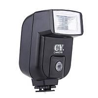 Фотовспышка Yinyan CY-20 мануальная для Nikon, Canon, Olympus, Pentax (421010)