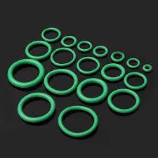 Кольцо плунжерной пары ТНВД КамАЗ (зелёное), фото 2