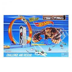 "Трек ""Hot Wheels: Побег от гориллы"" 3096"
