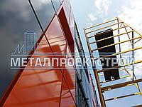 Смонтируем навесной вентилируемый фасад