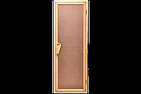 Дверь для бани и сауны Tesli UNO Delta 1900 х 700, фото 1