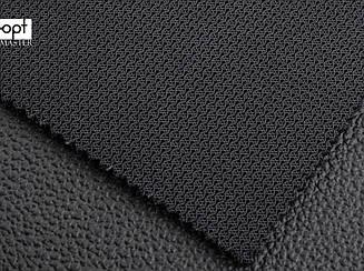 Ткань сетка арт. 184 черная для обуви, рюкзаков, сумок, одежды