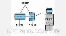 Амортизатор ( 326-497, O/O ) - F5004