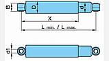 Амортизатор ( 326-497, O/O ) - F5004, фото 2