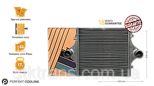 Интеркулер  MAN F2000