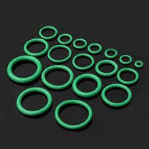 Кольцо уплотнительное ТНВД 337 нагнетательного клапана ТНВД 337 (зелёное), фото 3