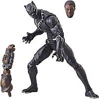 Шарнирная Фигурка Черная Пантера 15 см Серия Mbaku Black Panther Hasbro. Оригинал из США, фото 1