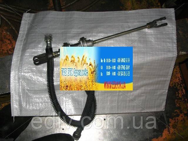 Клапан сцепления МАЗ 5336 со шлангами (L=170 мм) (пр-во БААЗ) 5336-1602738-10