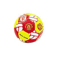 Мяч футбольный №5 Manchester, фото 1