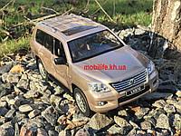 Огромный Джип 33см Lexus LX 570 на радиоуправлении/Аккумулятор/Горят Фары передние и задние/