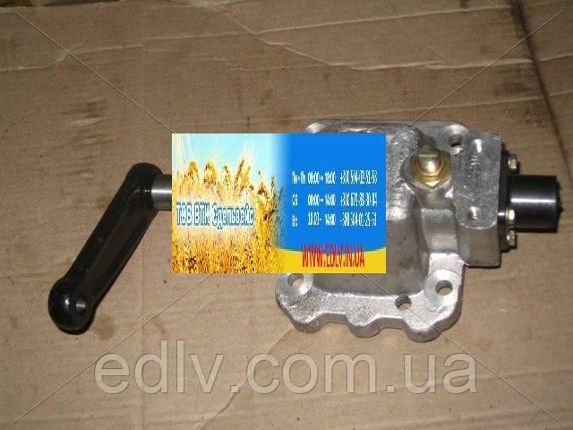 Механізм перемикання передач КПП МАЗ 5336-1702200-10