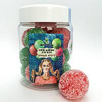 Скраб-конфетки ручной работы Сладкий арбуз 250 мл Naturalina
