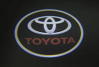 "Подсветка ""GHOST SHADOW LIGHT"" логотип TOYOTA, фото 1"