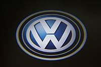 """Подсветка """"GHOST SHADOW LIGHT"""" логотип VW, фото 1"""