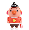 Прикольная флешка 32Гб Свинка, поросёнок