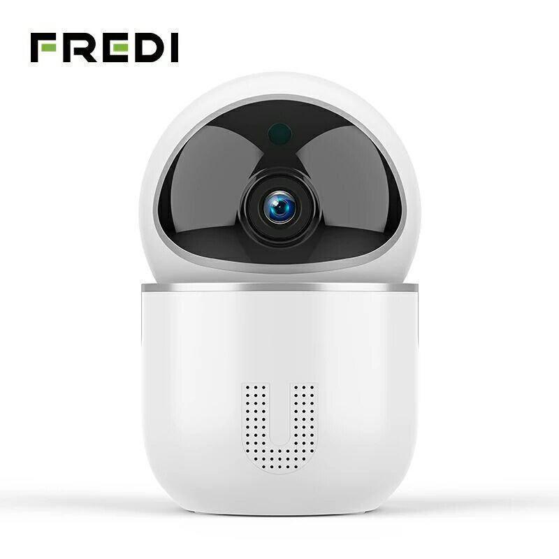 FREDI 1080 P. Інтелектуальна WiFi камера з функцією автоматичного стеження