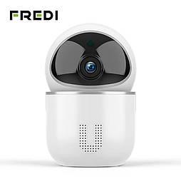 FREDI 1080 P. Интеллектуальная WiFi камера с функцией автоматического слежения