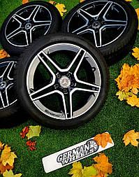 Оригинальные диски AMG R18 Mercedes -Benz A - class W177