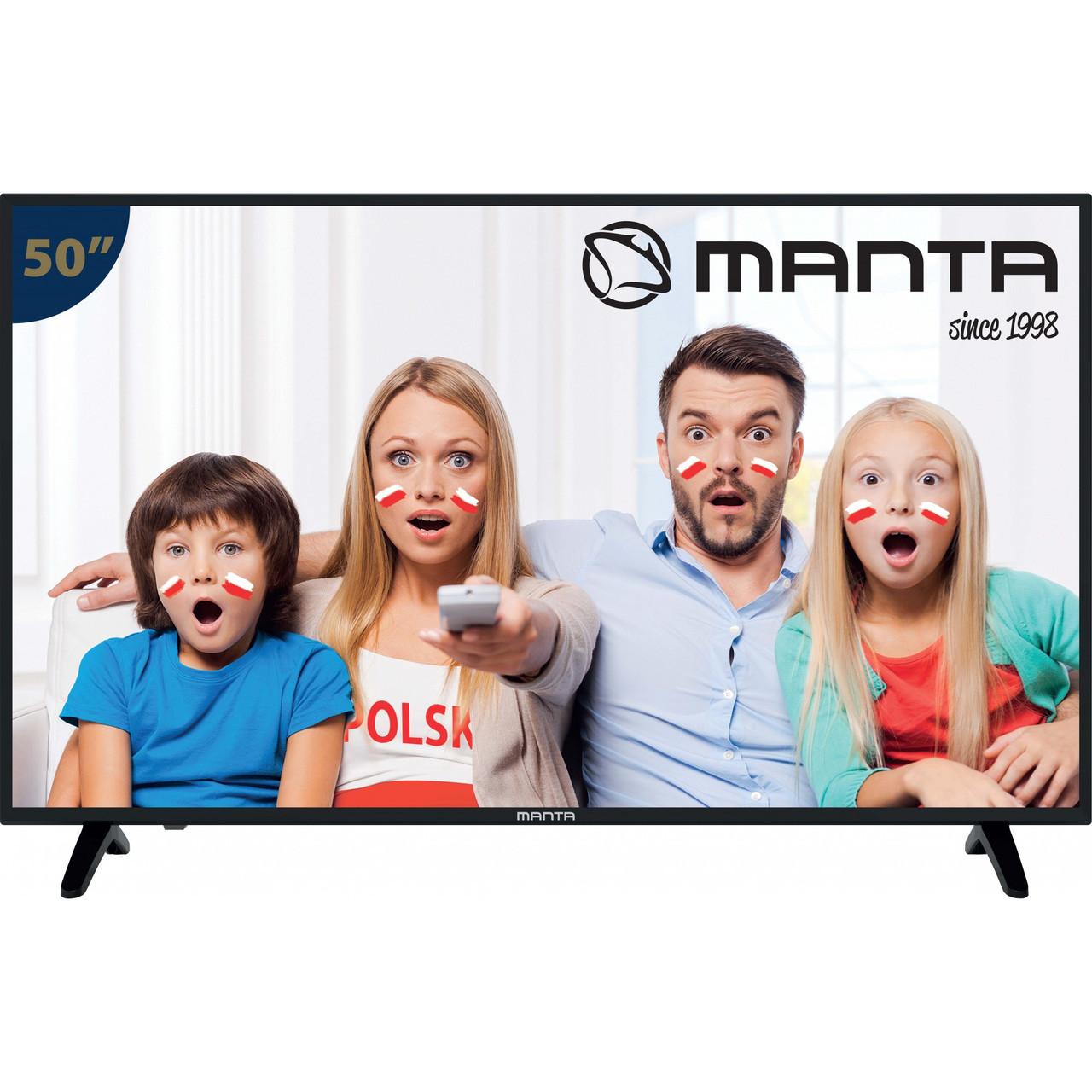 Телевизор Manta 50LUA28L