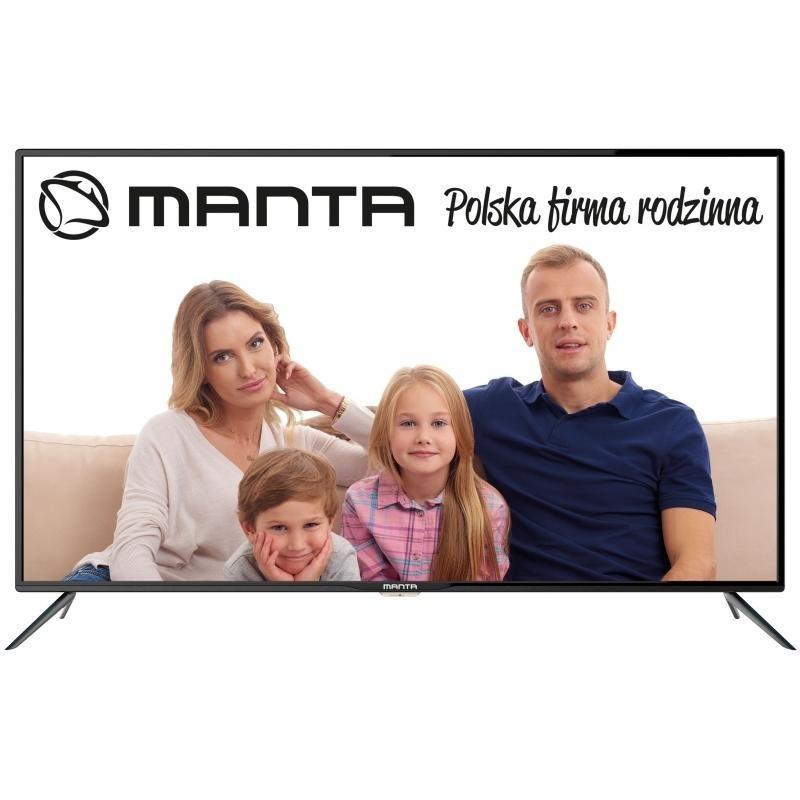 Телевизор Manta LED55LUA58L