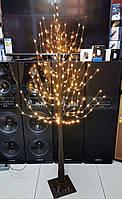 Декоративное светодиодное дерево 1,5 м