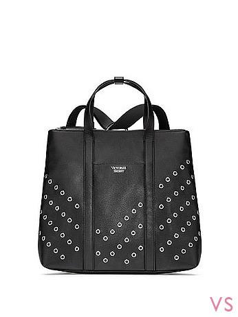 Сумка-рюкзак черная Victoria Secret, оригинал!