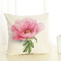Наволочка на декоративную подушку (диванная подушка 45см х 45см + 50 грн) 115122п