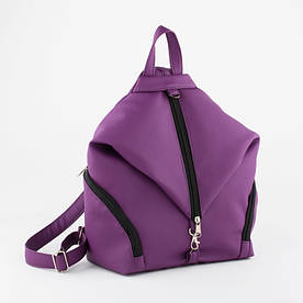 Рюкзак CityPack фиолетовый флай