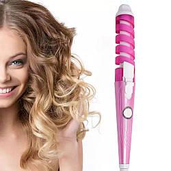 Спиральная плойка Nova NHC-8558 для завивки волос