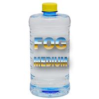 Жидкость для генератора дыма 1л  FOG MEDIUM 1L