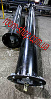 Шнековый конвейер (сыпучих материалов, цемента) диаметром 219 мм., длиною 8 метров