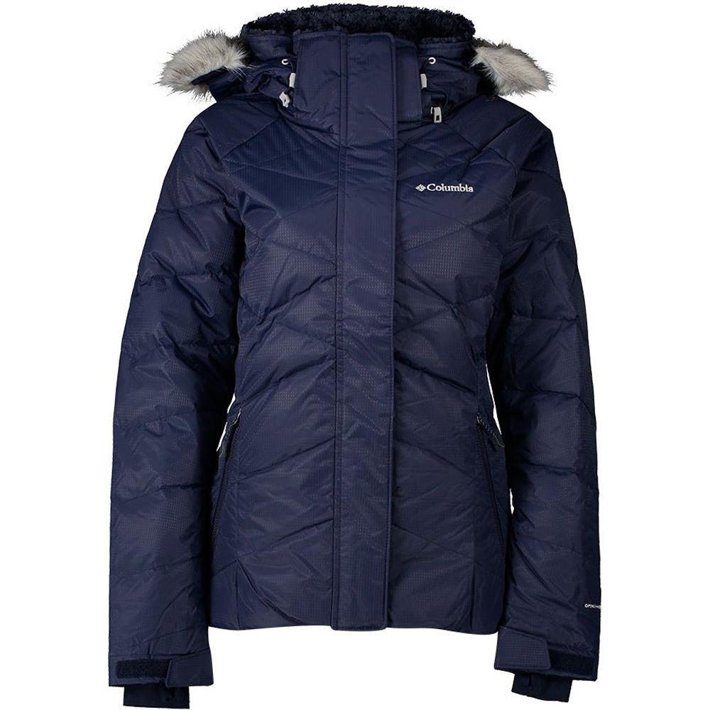 Женская пуховая горнолыжная куртка Columbia Lay D Down II Jacket