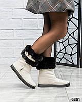 Женские Ботинки зимние. Размер 36 39