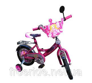 Детский Велосипед Mustang Принцесса 12