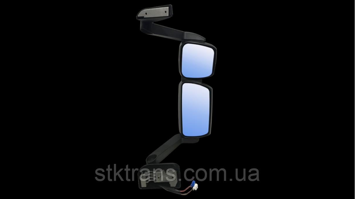 Зеркало [к-кт] подогрев эл/управления R Iveco Eurocargo - DP-IV-740