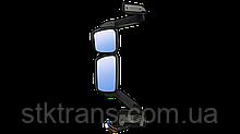 Зеркало [к-кт] подогрев эл/управление L Iveco Eurocargo - DP-IV-739