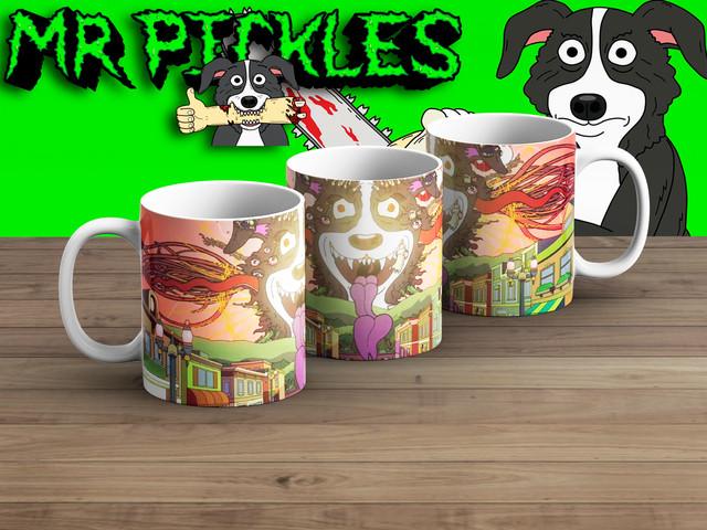 Чашка Мистер Пиклз / Mr. Pickles