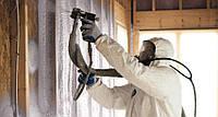 Услуги по утеплению дома пенополиуретаном