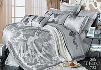 Евро комплект постельного белья для дома из натуральной ткани Tiare