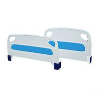 Пластикові бильцях для ліжка функціональної Медапаратура