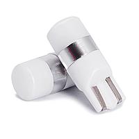 Лампочка автомобильная T10 LED W5W 3030 SMD