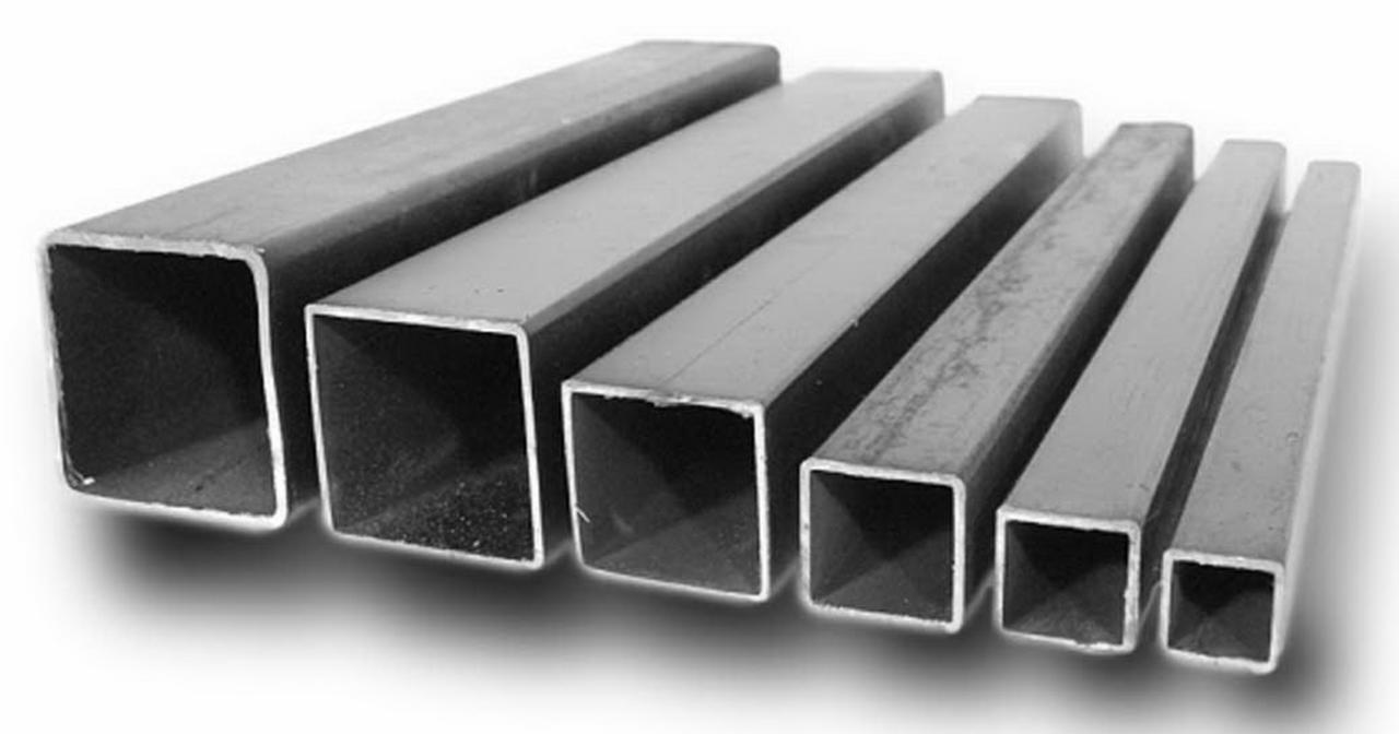 Труба стальная профильная 40х10х1.5 мм сварная
