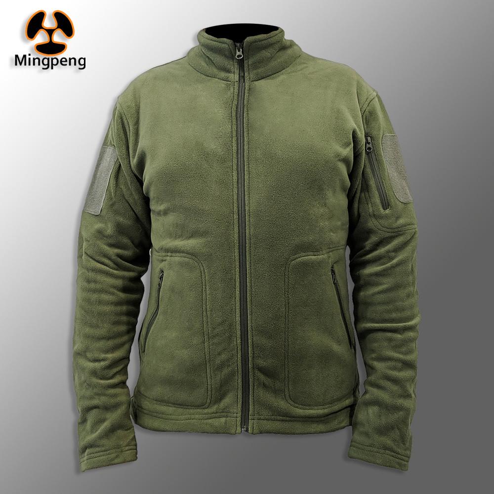 """🔥 Куртка / Кофта флисовая тактическая """"Migpeng. Commander"""" (олива) кофта нацгвардии, зсу, полевая, теплая"""