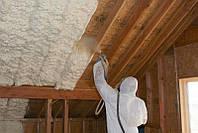 Услуги по утеплению стен изнутри пенополиуретаном